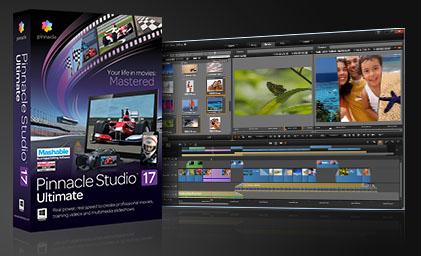 Pinnacle studio 17 ultimate ecco il miglior programma di for Miglior programma grafica 3d
