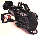 Neue  Blackmagic Kamera - URSA Mini leichter mit 15 Blendenstufen // NAB 2015