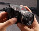 Blackmagic Micro Cinema Camera u.a. für Drohnen // NAB 2015