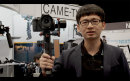 Messevideo: Came TV - Einhandgimbal Optimus + Prodigy mit Inverted Mode, endlos 360° u.a.  // NAB 2016