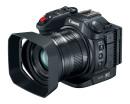 Canon XC15 mit XLR via Adapter // IBC 2016