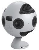 Insta360 Pro 8K VR Kamera // NAB 2017