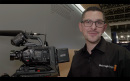 Messevideo: Neues URSA Mini Pro Zubehör - SSD Rekorder und Nikon F-Mount // IBC 2017