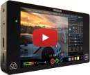 Atomos bald mit direktem HDR Video Upload zu YouTube // IBC 2017