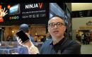 Messevideo: Atomos Ninja V & ProRes RAW: Workflow, Handling, uvm. // NAB 2018