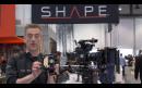 Messevideo: Shape Sony A7R3 Cage u. Sony Venice Dovetail System // NAB 2018