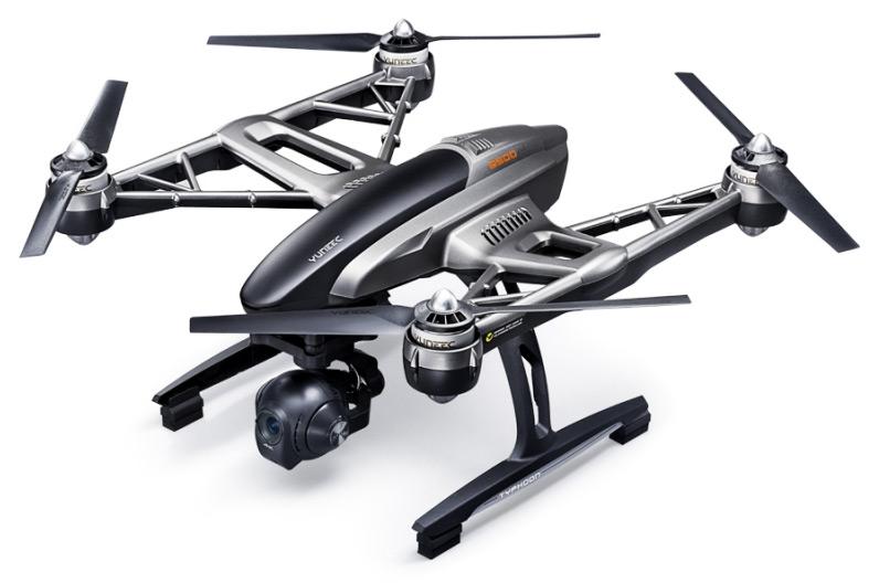 slashcam news yuneec typhoon q500 4k drone and. Black Bedroom Furniture Sets. Home Design Ideas